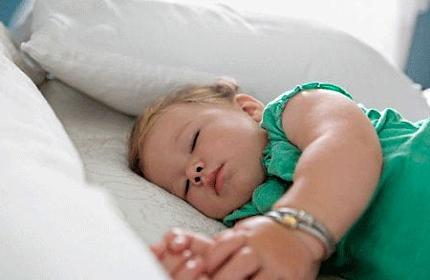 Режим дня для грудного ребенка