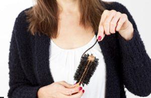Лечение выпадения волос у женщин