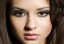 Макияж карих глаз: пошаговое фото