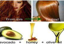 Растительное масло для волос
