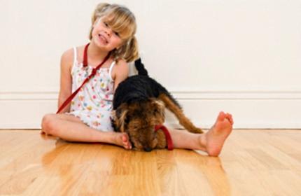 Лечение стригущего лишая у детей