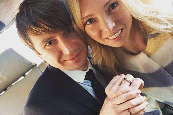 Тотьмянина и Ягудин поженились