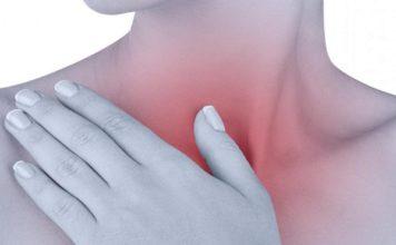 Чема лечить горло при беременности
