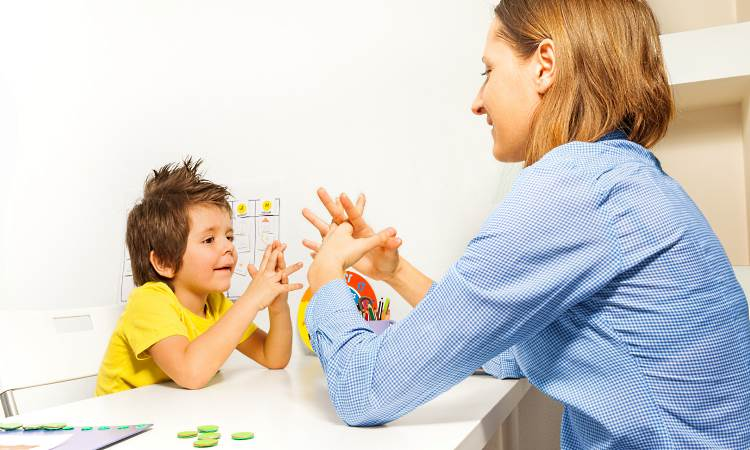 Прчины аутизма у детей