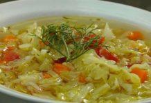 Подробно о диете на супах