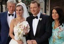 Башаров женился 3 раз