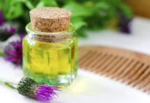 Репейное масло - приготовление